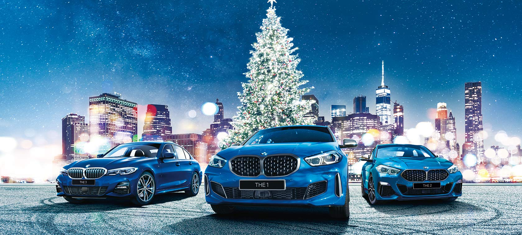 BMW CHRISTMAS FAIR.